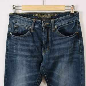 American Eagle Outfitters Jeans - American Eagle Active Flex Slim Leg Jeans